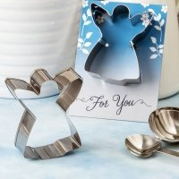 Guardian Angel Themed Cookie Cutter Favors