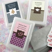 Personalized Designer Expressions Collection Playing Card Fa