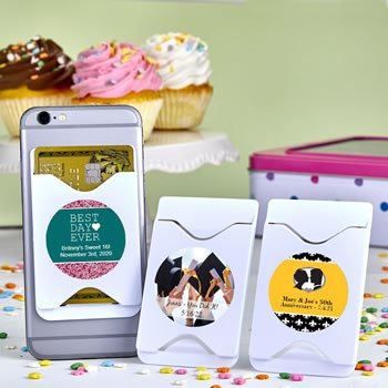 Personalized expressions Phone wallet Favor image