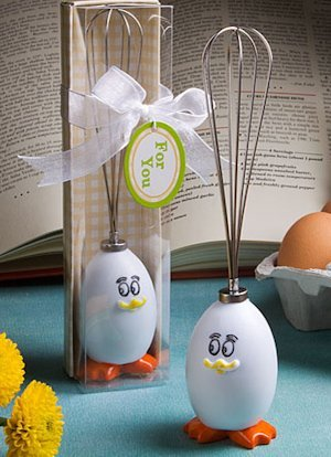 'Eggs-ceptional' Wire Whisk Favors image