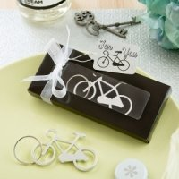 Bicycle Design Key Chain Bottle Opener