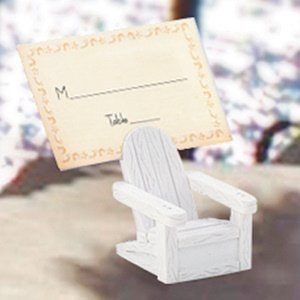 Adirondack Chair Place Card Holders image