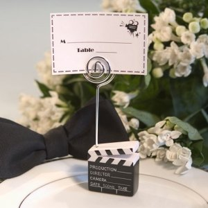 Movie Themed Placecard Holder image