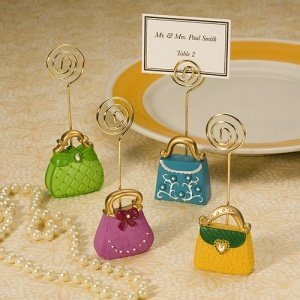 Miniature Purse Placecard Holders image