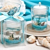 Beach Theme Candles