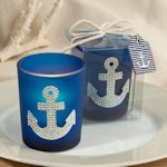 Spectacular Anchor Candle Wedding Favors