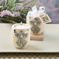 Exquisite Angel Design Tea Light Candle Holder