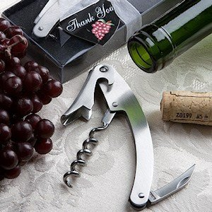 Vineyard Wedding Favors Collection Wine Tools image