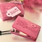 Hello Gorgeous Themed Compact Mirror Favors