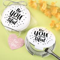 BE-YOU-TIFUL Compact Mirror Favor