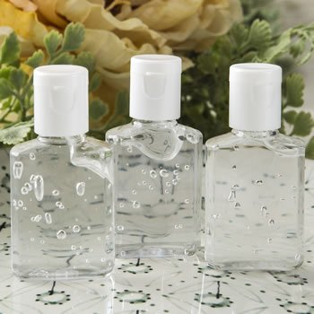 Perfectly plain collection hand sanitizer favors 30 ml size image