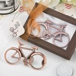Vintage Bicycle Design Antique Copper Bottle Opener