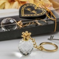 Choice Crystal Pineapple Key Chain Favors