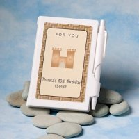 Fairy Tale Personalized Notebook Favors