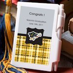 'Congrats to the Grad' Notebook Graduation Party Favors