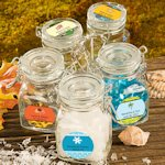 Personalized Seasonal Apothecary Jar Favors