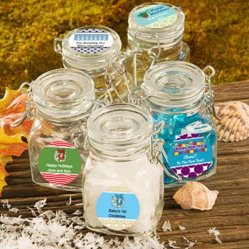 Holiday Design Apothecary Jar Favors image