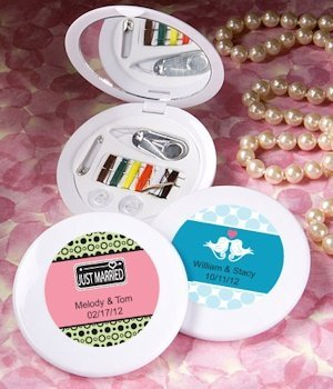 Personalized Expressions Sewing Kit Favors image