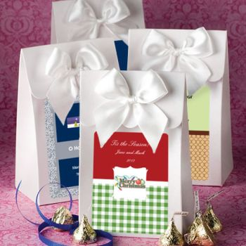 Holiday Design Favor Bags image