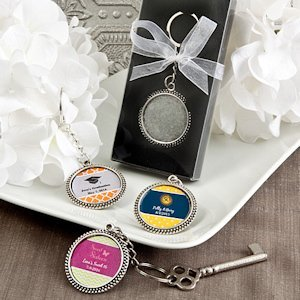 Design Your Own Collection Party Favor Keychains image