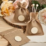 Perfectly Plain Collection Small Burlap Bags
