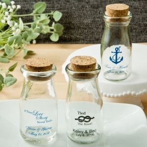 Design Your Own Personalized Vintage Milk Bottles image