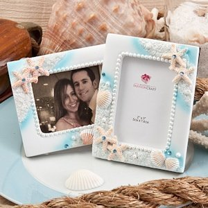 Life's a Beach Picture Frame Place Card Holders image