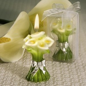 Calla Lily Candles image