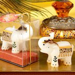 Good Fortune Elephant Candles