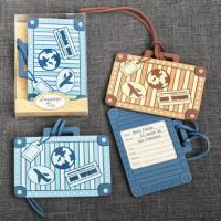 Suitcase Design Luggage Tags (2 Designs)