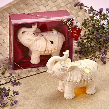 Good luck indian elephant with light up led image