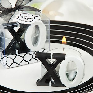 X and O Candle Favor image
