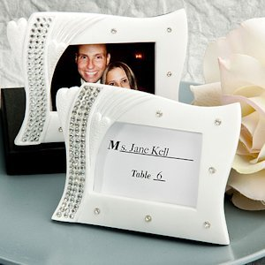 Bling Photo Place Card Holders image