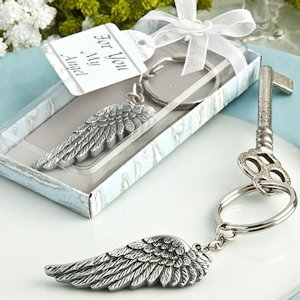 Angel Wing Key Chain Favors image