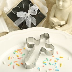 Cross Cookie Cutter Party Favors image