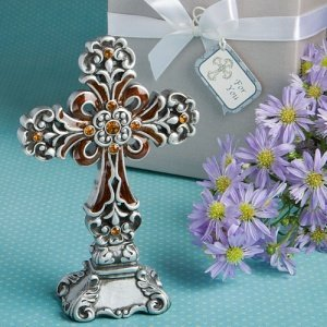 Exquisite Cross Statue image