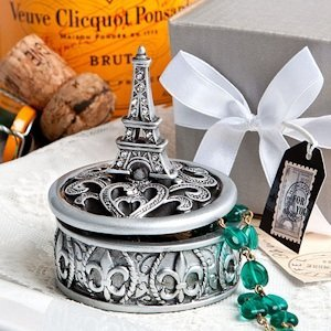 Curio Box Eiffel Tower Favors image