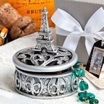 Curio Box Eiffel Tower Favors