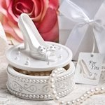 Magical Shoe Design Trinket Boxes