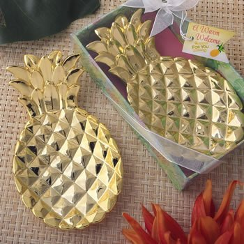 Warm Welcome Collection Pineapple Dish Favor image