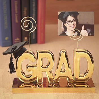 Luxurious Grad Clip Picture Holder image