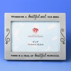 Trail of Beautiful Memories Memorial Frame image