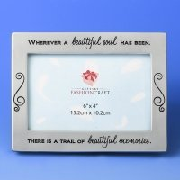 Trail of Beautiful Memories Memorial Frame