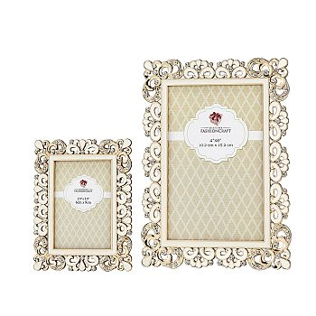 deluxe frame set - 4x6 and 2.5x3.5 image