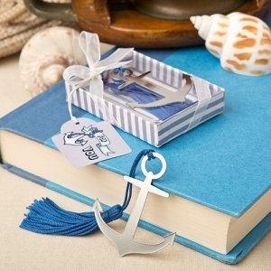 Nautical Theme Anchor Bookmark image