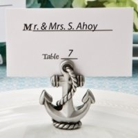 Nautical Anchor Place Card Favors