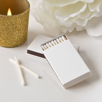 Perfectly Plain Collection Box Matches (Pack of 50) image