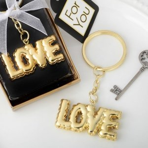 Love Themed Key Chain Favors image
