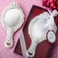 Royal Princess Themed Hand Mirror Favors