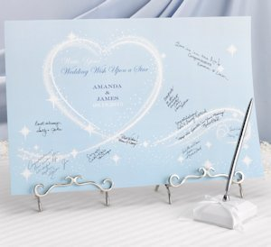 Happily Ever After Personalized Signature Mat image